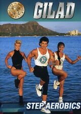 Gilad: Step Aerobics (2005, REGION 1 DVD New)