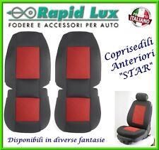 """Coppia fodere coprisedili anteriori Star per Renault Twingo fantasia """"S746"""""""