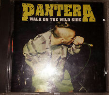 Pantera - Walk On The Wild Side- Boot. For Collectors. CD. See Details. VG