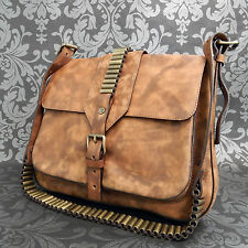 Rise-on CELINE Brown Leather Skin Shoulder bag  #1