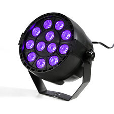 Led Stage Party Light 12led Sound Active 12W  DMX-512 Party DJ Disco Show Party