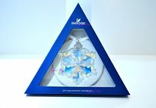 Swarovski 25th Anniversary Christmas Ornament Limited 5258537 Brand New In Box