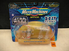Micro Machines STAR WARS X-RAY FLEET Collection II X-Wing Fighter NEW 1995
