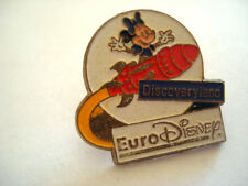 PINS DISCOVERYLAND EURO DISNEY MINNIE FUSEE ARTHUS BERTRAND