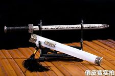 """1/6 Scale Sword With Scabbard Action Figure Hing Dynasty Model Collection F 12"""""""