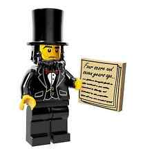 NEW THE LEGO MOVIE MINIFIGURES 71004 - Abraham Lincoln (Honest Abe)