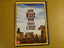 2-DISC DVD / HOW THE WEST WAS WON / LA CONQUETE DE L'OUEST