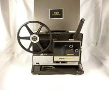 Vintage ARGUS Dual Master (881B) Super 8 & 8mm Movie Film Projector