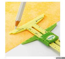 5-IN-1 SLIDING GAUGE WITH NANCY ZIEMAN Measuring Sewing Tool