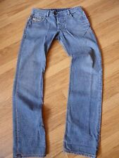 womens DIESEL jeans - size 31/36 good condition