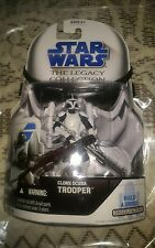 STAR WARS CLONE SCUBA TROOPER FIGURE THE LEGACY COLLECTION #10 NEW