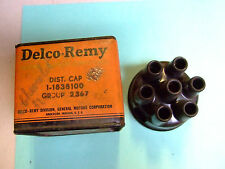 New old stock Delco Remy Distributor Cap 1838100 Chevrolet Dodge Chrysler Mack