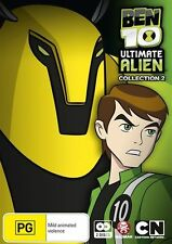 Ben 10 Ultimate Alien : Collection 2 (DVD, 2013, 2-Disc Set) New Region 4