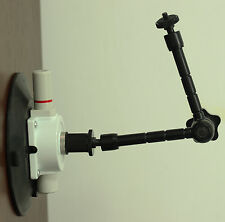 "PUMP CUP WITH FLAT BASE Brand New for Manfrotto 241FB with 11"" Inch Magic Arm"