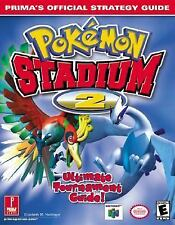 Pokemon Stadium 2: Prima's  Official Strategy Guide, Hollinger, Elizabeth, Accep
