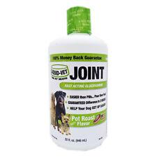 Cool Pet® 32 oz Pot Roast Flavor Holistics Liquid-Vet Joint Care Formula for Dog
