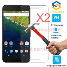 2Pcs 9H+ Premium Tempered Glass Film Screen Protector For LG Google Nexus 5X