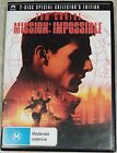 Mission: Impossible - 2 Disc Special Edition (Tom Cruise) DVD (Region 4 PAL)
