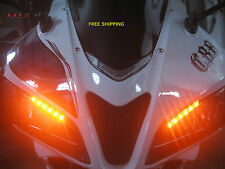YAMAHA YZF R1 R6 R7 MOTORCYCLE LED TURN SIGNALS BLINKERS FLASHERS