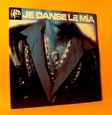 Cardsleeve single CD IAM Je Danse Le Mia 2 TR 1994 Pop Rap, Hip Hop