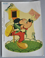 (PRL) WALT DISNEY 350.150 TOPOLINO MICKEY MIKEY MOUSE TRASFERELLO ANNI 1970 NOS