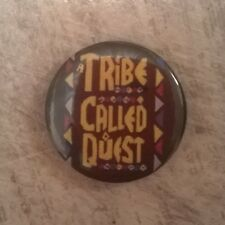 A TRIBE CALLED QUEST 25MM Pin Button Badge DO THE RIGHT THING NY SPIKE LEE 1980s