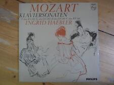 Ingrid Haebler-Mozart  F-dur, KV 280, B-dur KV 281, C-dur KV 545