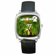 Left 4 dead 2 High Quality gaming leather watch