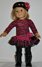 AMERICAN MADE DOLL CLOTHES FOR 18 INCH GIRL DOLLS DRESS LOT 00120