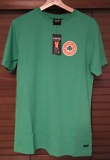 Toffs Retro Republic Ireland Shirt / Top - Keane 10, Boys In Green, Irish, Eire