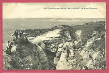 CPA-17- ROYAN - Environs de Royan - Vallières - La grande crevasse