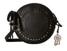 Jessica Simpson Gwen Crossbody Bag~BLACK~Super Cute And Compact Style~Retail $88