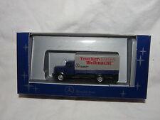 Herpa 1:87 MB LKW Trucker Weinacht 1995 Sondermodell unbespielt in OVP  #215315#
