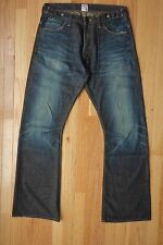 [ Made in Japan] PRPS Men's GTO slim Boot cut Denim Jeans P43P14A02 W32 light