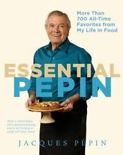 ESSENTIAL PEPIN - NEW HARDCOVER BOOK