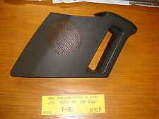 Mercedes-Benz W210 E320 E430 right speaker dash cover black 210 680 06 39