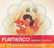 Chill Sessions: Flamenco Chill Session [Digipak] by Various Artists CD NEW