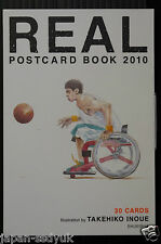 JAPAN Real Postcard Book 2010 Takehiko Inoue