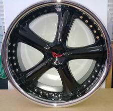 """20"""" AME Modelart copy alloy mag wheels suit most 5 stud cars. C/dore,ford,Toyota"""