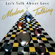 Let's Talk About Love by Modern Talking (CD, Jan-1989, Bmg/Hansa)