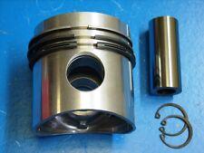HATZ 00356001 E-79 Kolben mit Chromringe und Bolzen 82 mm. Mahle 2731400  neu