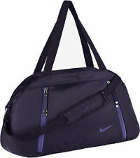 Women's Nike Auralux Club Duffel Bag Gym Travel Purple BA5208 524 NEW