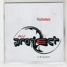 (GG5) This Century, AV Project - 2009 DJ CD
