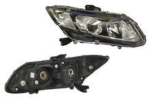 Honda Civic FB  04 2012 - Onwards  Projector Headlight Right side - New