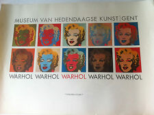 ANDY WARHOL / Marylin MONROE 1967 Rare Offset-Litho / POP ART