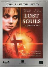 LOST SOULS - LA PROFEZIA - DVD (NUOVO SIGILLATO)