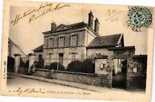 CPA  Vitry-aux-Loges - La Mairie (228563)