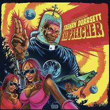 The Preacher - Kool Keith Presents: Tashan Dorrsett (2016, CD NIEUW)