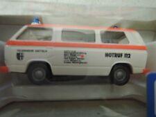 Roco 1372 VW T32 Babynotarzt Feuerwehr Datteln in OVP Sammlung (3)