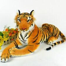 40cm Artificial de Tigre Peluche Animal Juguete Regalo Decoración Coche Casa